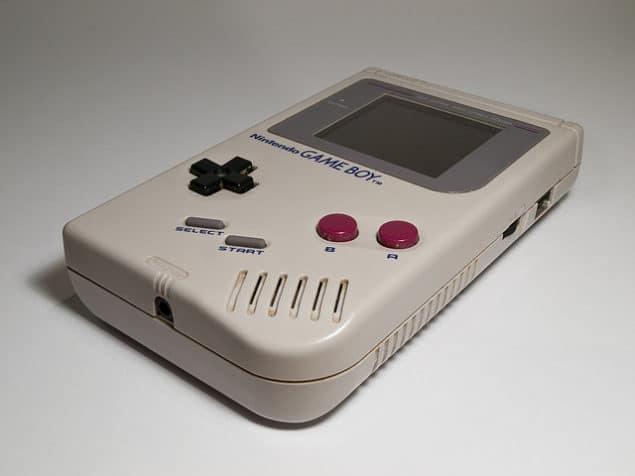 Nintendos bärbara spelkonsol, Game Boy