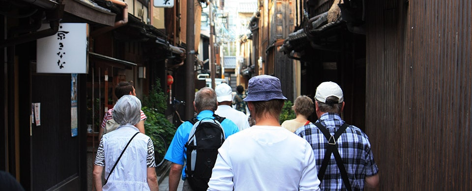 Experter på resor till Japan