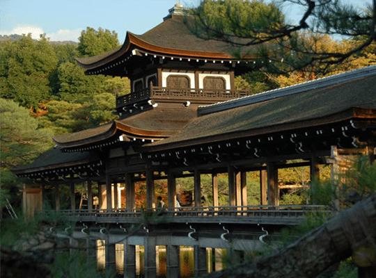 Upplev traditionernas Japan