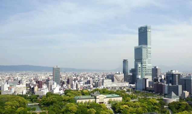 Skyskrapan Abeno Harukas