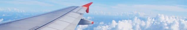 Flygplan ovan Kansai International