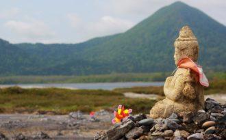 Varma källor i norra Japan