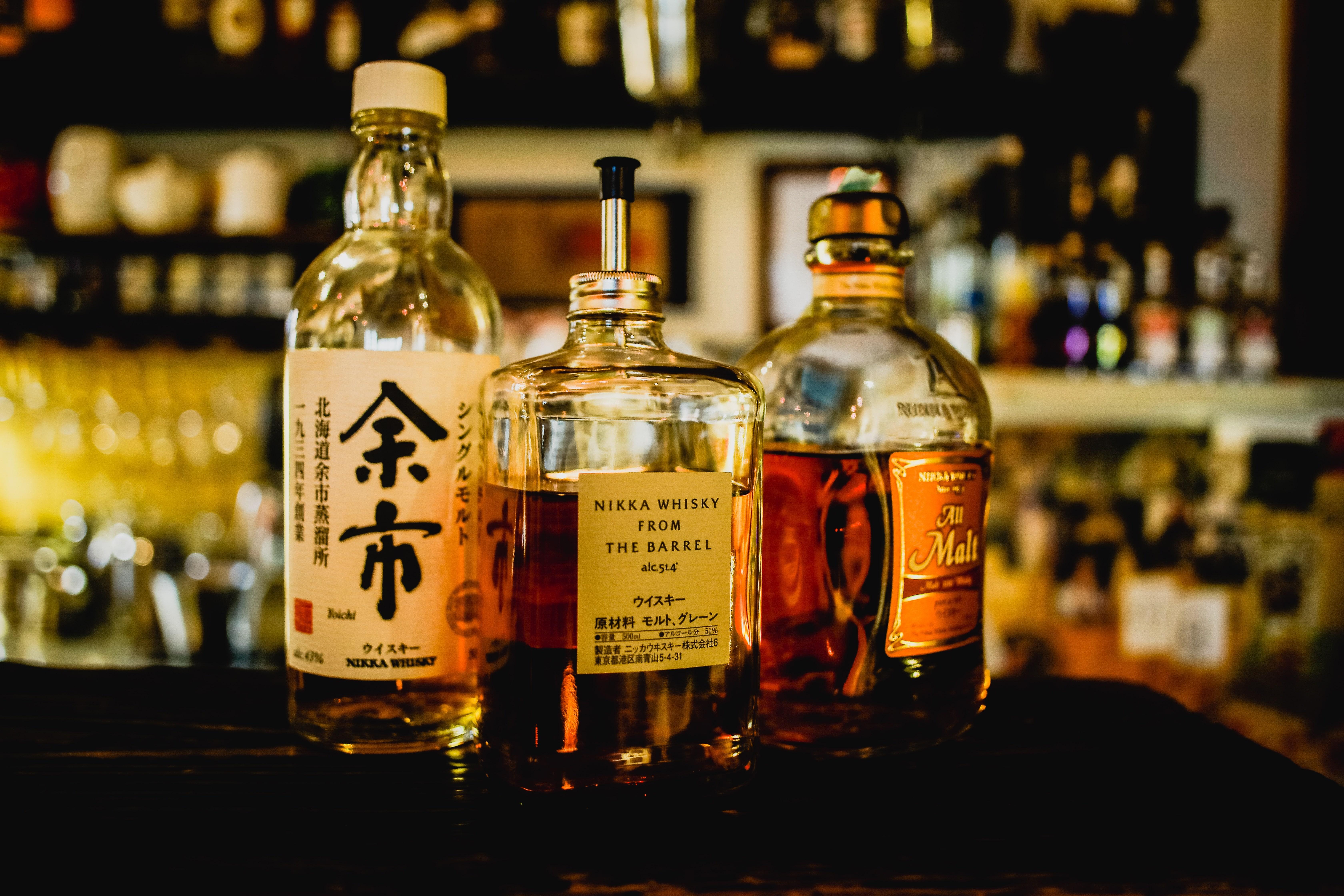 Whiskyresa i Japan