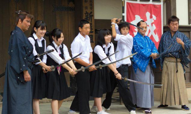 Familjeresa: Stora sommarlovsresan i Japan